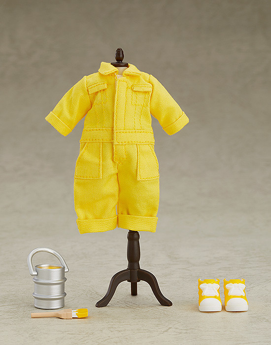 Nendoroid Doll- Outfit Set (Colorful Coveralls - Yellow).jpg
