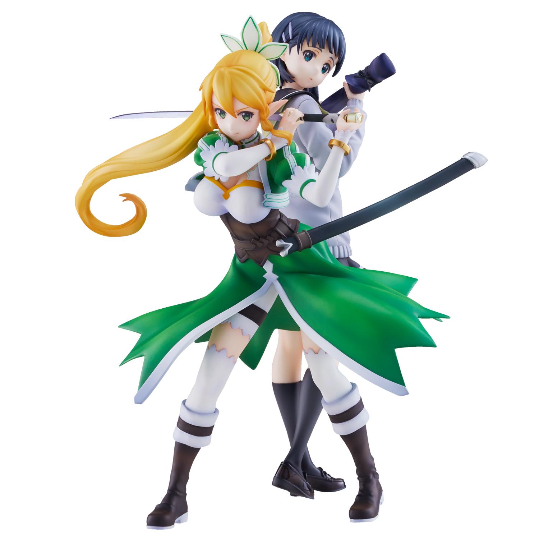Leafa & Kirigaya Suguha 2 body set.jpg
