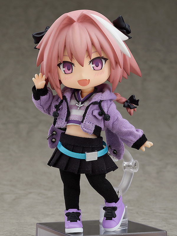 Nendoroid Doll Rider of -Black- Casual Ver..jpg