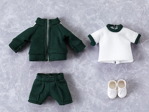 Nendoroid Doll Outfit Set (Gym Clothes - Green) (1).jpg