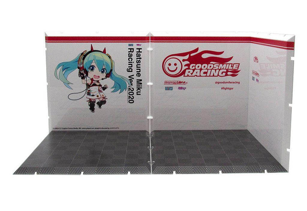 Dioramansion 150 Racing Miku Pit 2020 Optional Panel (Pit C).jpg