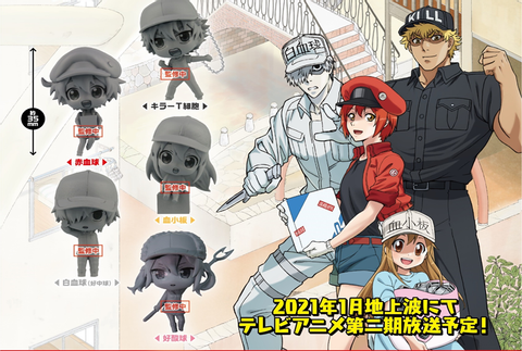 Cells at Work! Capsule Collection Figure.png