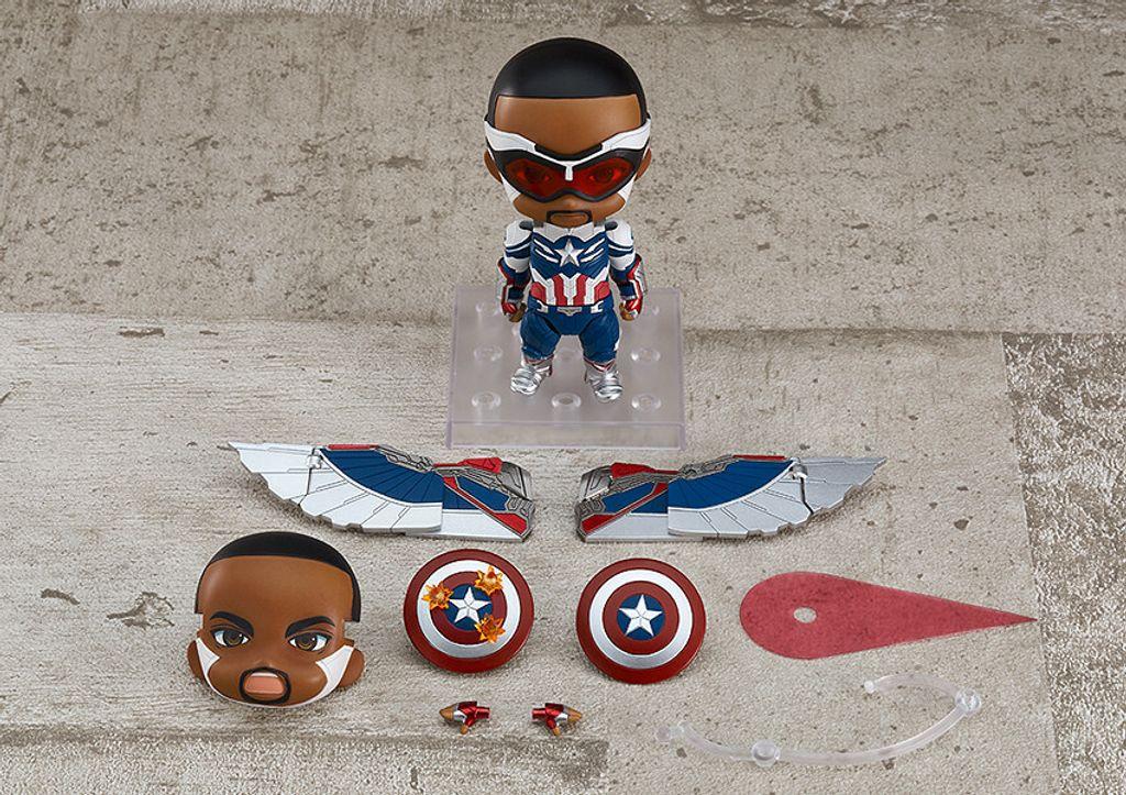 [1618-DX] Nendoroid Captain America (Sam Wilson) DX.jpg