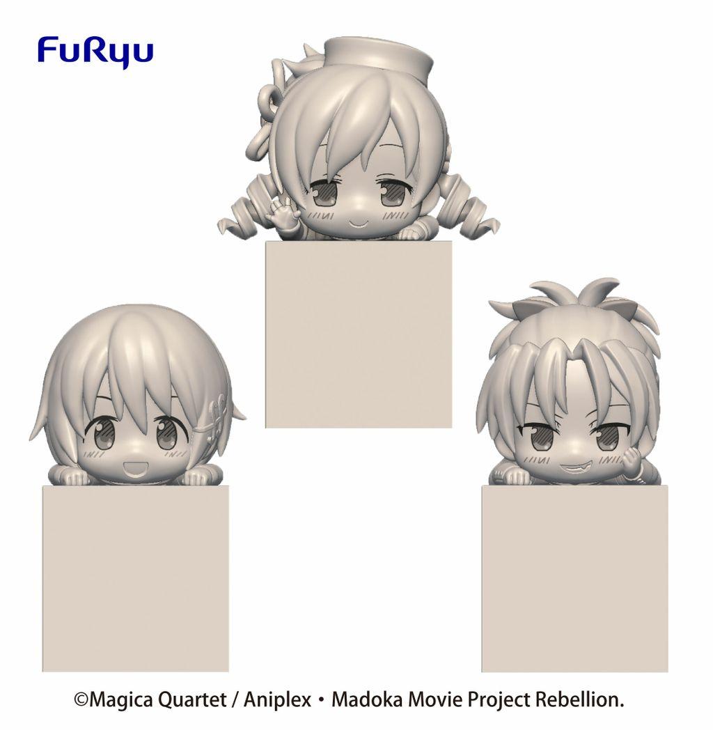 Hikkake Figure set-Puella Magi Madoka Magica THE MOVIE -Rebellion-②-.jpg