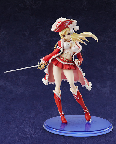 Excellent Model Limited - Queens Blade Rebellion - Captain Liliana (2P Color).jpg