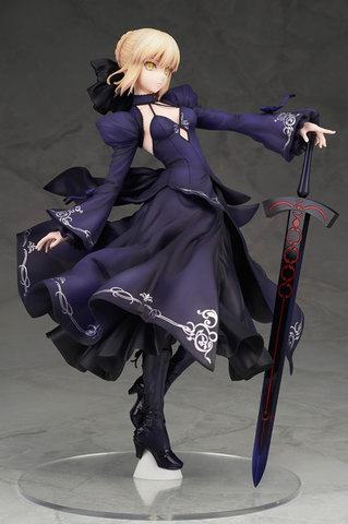 FateGrand Order - SaberAltria Pendragon (Alter) Dress Ver..jpg