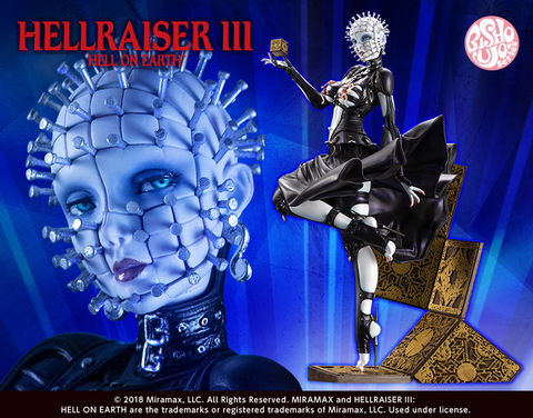 Hellraiser III - Hell on Earth - Pinhead Bishoujo Statue.png