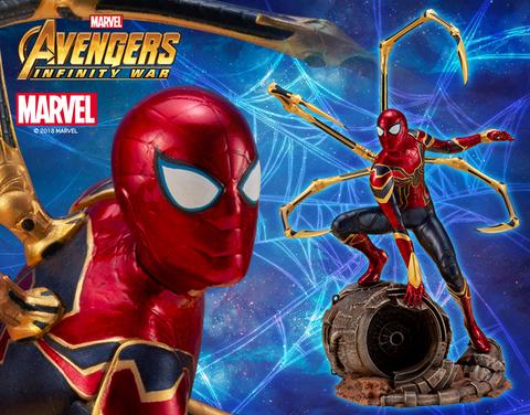 Avengers - Infinity War - Iron Spider ARTFX+ Statue.png