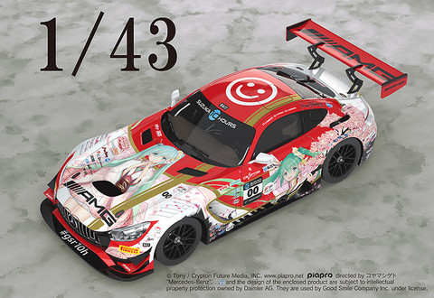 1 43rd Scale Mercedes-AMG Team GOOD SMILE 2018 SUZUKA 10H Ver..jpg