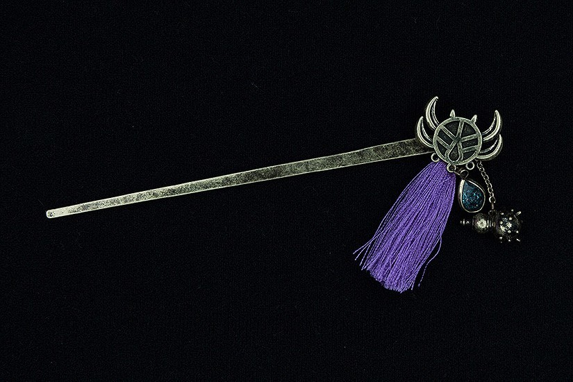 Fate Grand Order Kanzashi Hair Pin (Assassin Shuten-Douji).jpg
