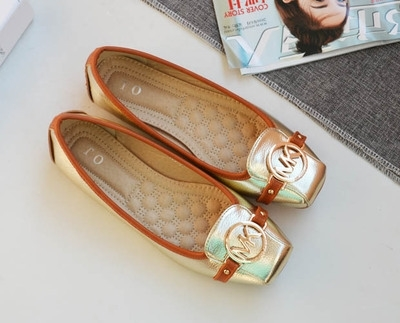 New-Arrival Women's Flat Shoes Soft Casual MK Shoes SGOS