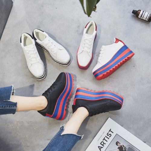 [Pre-Order] Thick Soled Shoes Female Korean Version