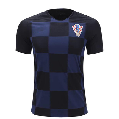 [Pre-Order] 2018 World Cup Croatia Away Football Jersey