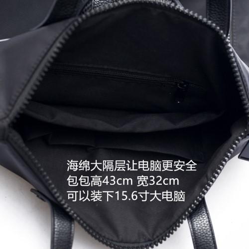 0956a4f9d84  Pre-Order  Backpacks Large Capacity Trendy Waterproof Nylon Multifunction  Bag