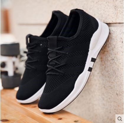 [Pre-Order] New Spring Men's Shoes Breathable Shoes Korean Trend