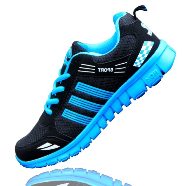[Pre-Order] Summer Men's Ultra-Light Running Jogging Breathable Casual Travel Sports Shoes