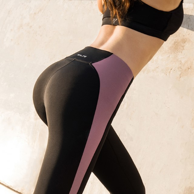 ​[Pre-Order] Fitness Pants Hips Quick-Drying Pants Women Running Pants Sweatpants Yoga