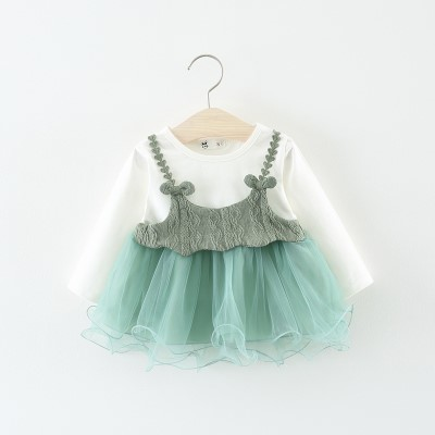 cb5bdfa2b552f  Pre-Order Promo Female Baby Spring Dress Girl Princess Theme Dress
