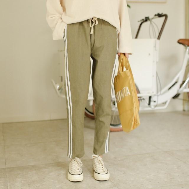 New-Arrival Straight Pants Pencil Pants Nine Pants Sports Casual Pants