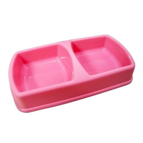 Square Double Dog Bowl (Small).JPG