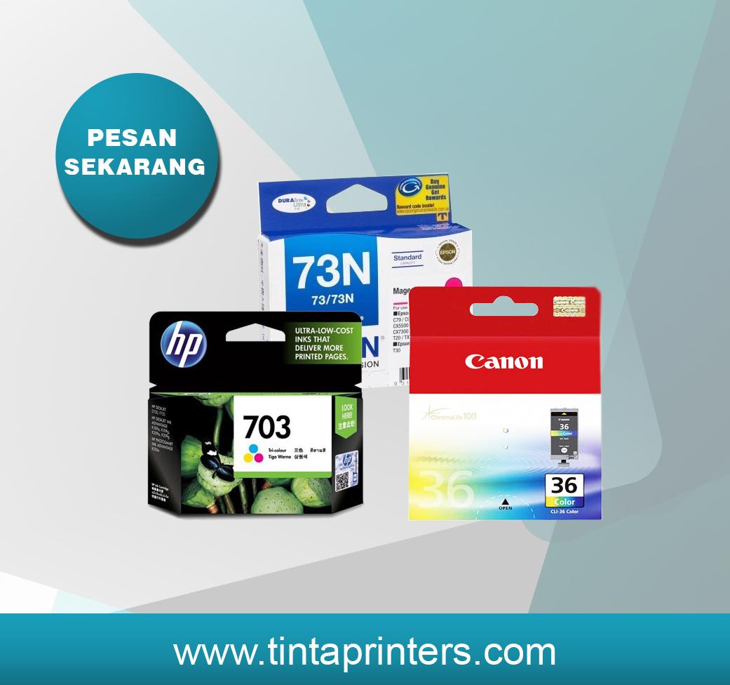 Toko Tinta Printer Online | Terlengkap, Termurah, Harga dan Garansi Resmi | Best Seller - Tinta Printer