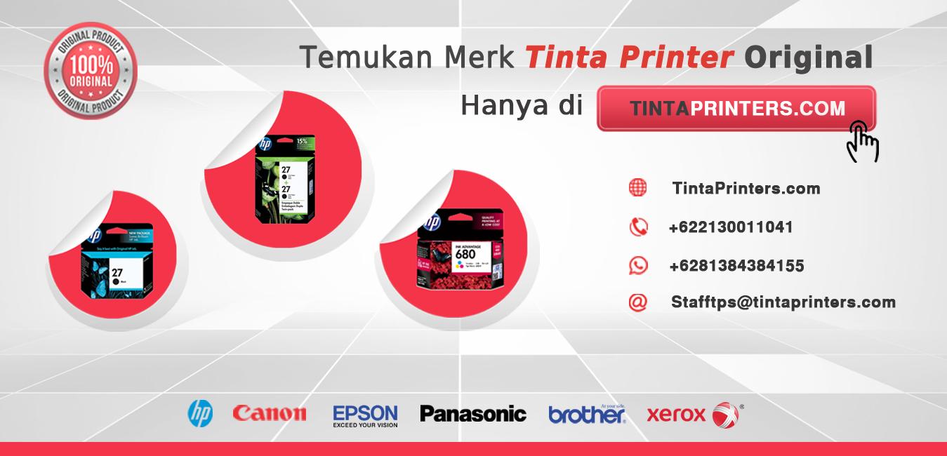 Toko Tinta Printer Online | Terlengkap, Termurah, Harga dan Garansi Resmi | Toko Tinta Online