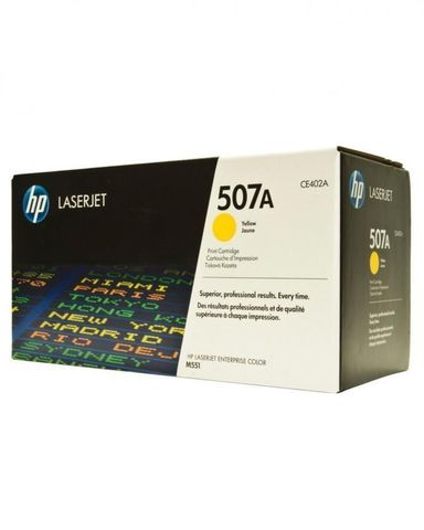 HP-CE402A-Laser-Toner-Cartridge-507A-Yellow