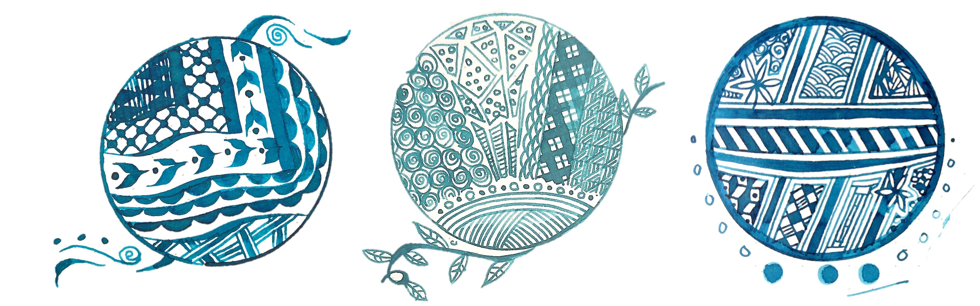Robert Oster Signature® - 藍綠色系 Teals