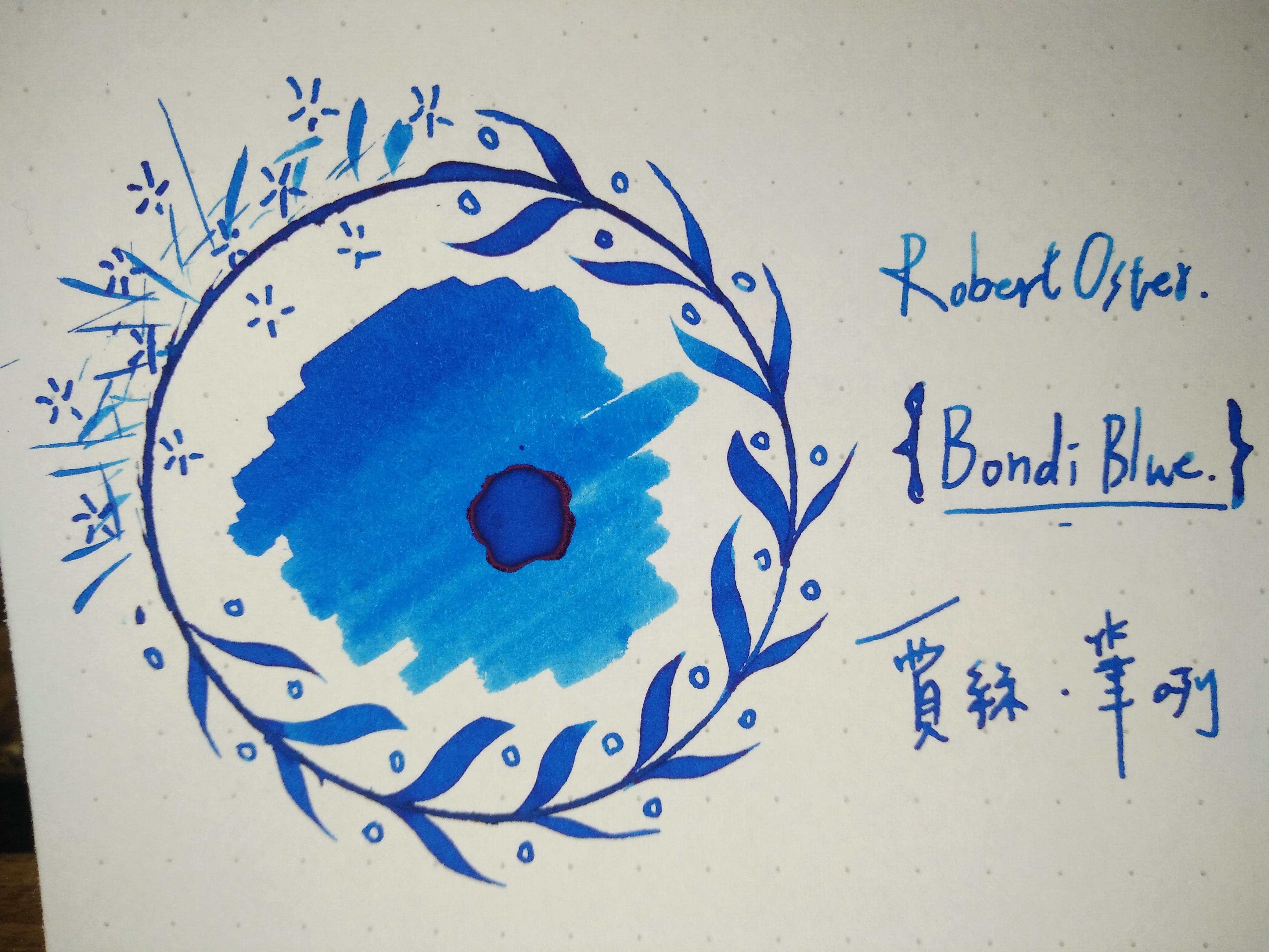 BondiBlue邦迪海藍