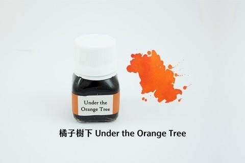 Under the Orange Tree 橘子樹下.JPG