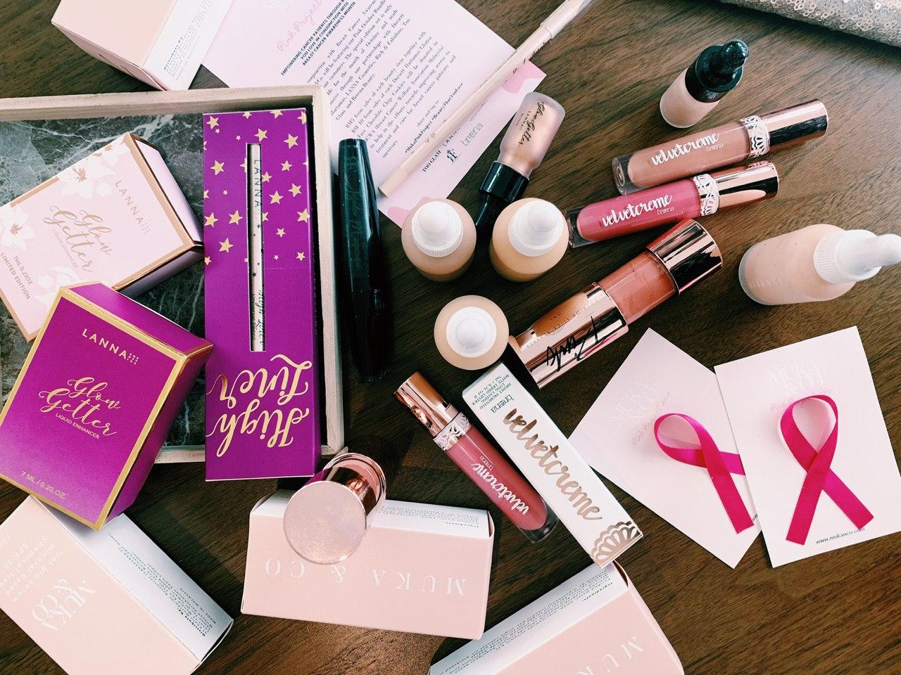 Muka&Co | Pink October