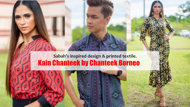 Fashions made from Kain Chanteek