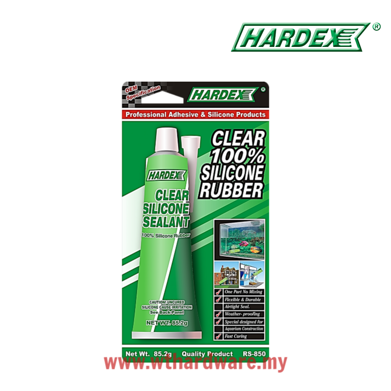 Hardex Clear Silicon Rubber RS850.png