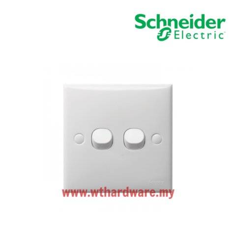 S-Classic E31_2_2AR Flush Switch 10A 250V 2 Gang 1 Way Switch.png