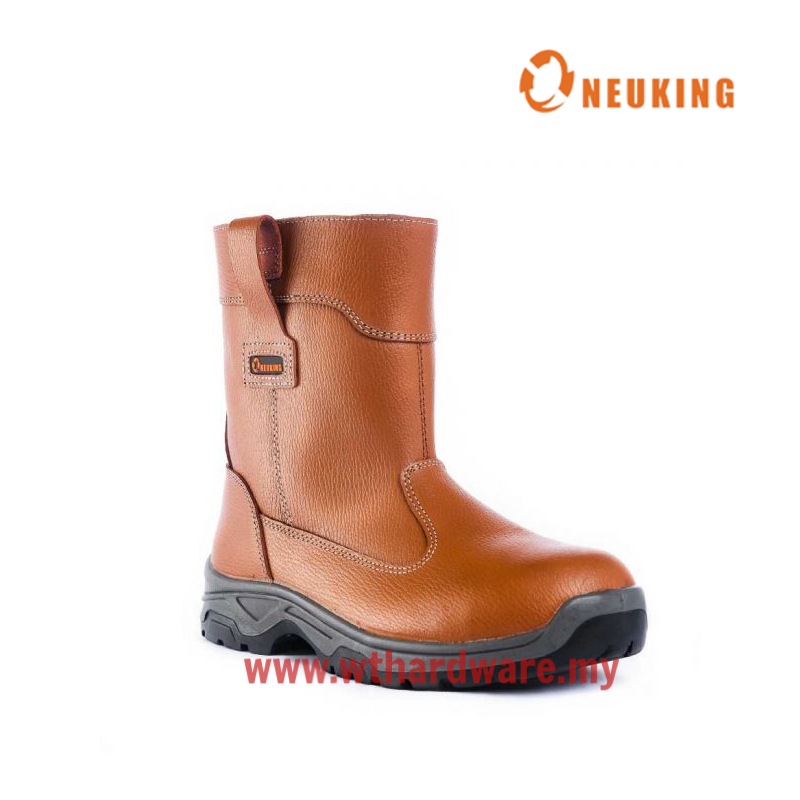 Neuking Safety Shoes NK85k brown 2.png