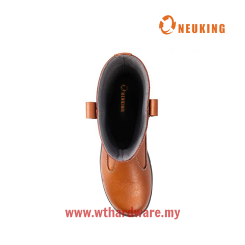 Neuking Safety Shoes NK85k brown 4.png