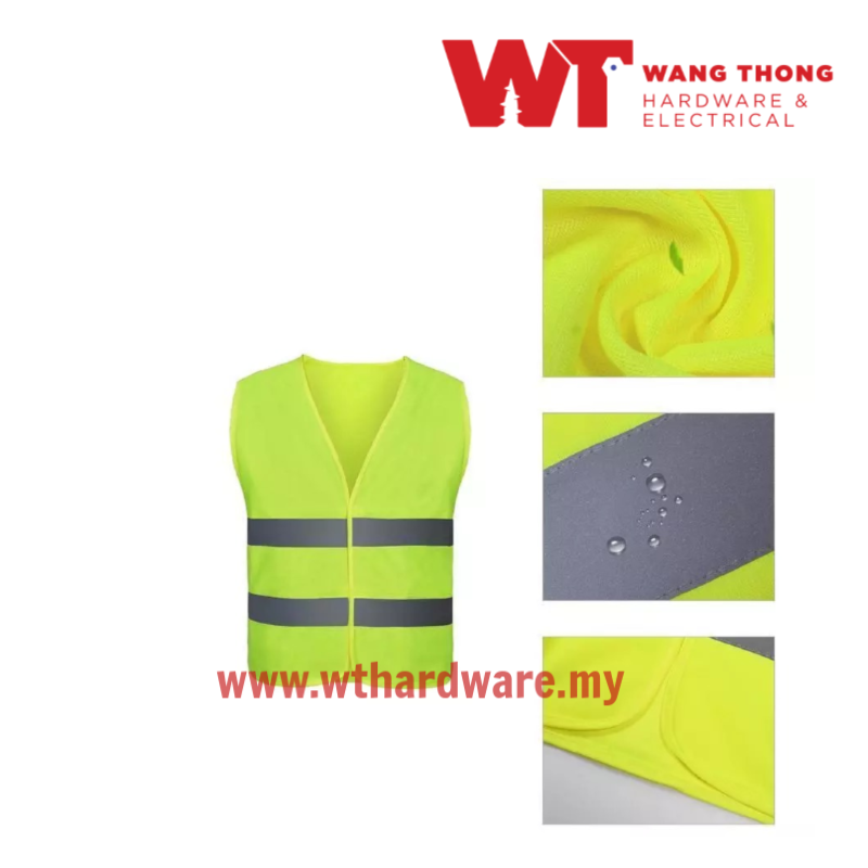 Safety Vest with Reflective Fluorescent feature.png