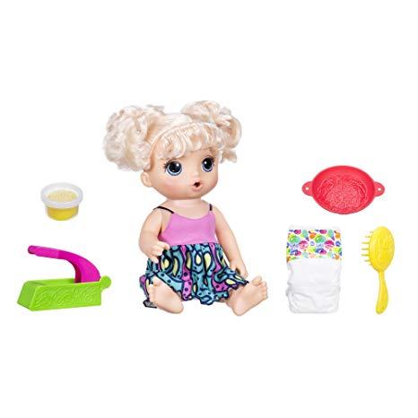 Baby Alive Super Snacks Snackin' Noodles Baby (Blonde) 2.jpg