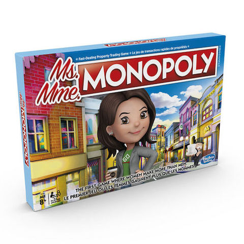 Monopoly Ms.Monopoly Board Game 2.jpg