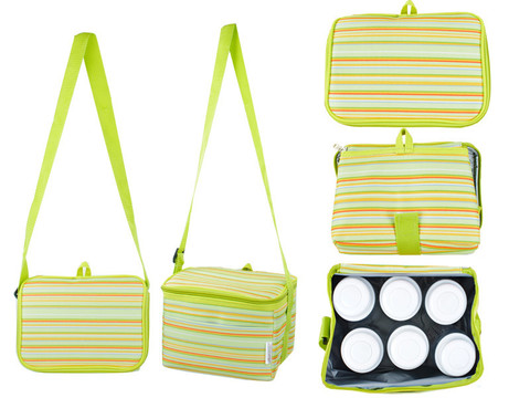 Autumnz - Fun Foldaway Cooler Bag (Spring Green) .jpg