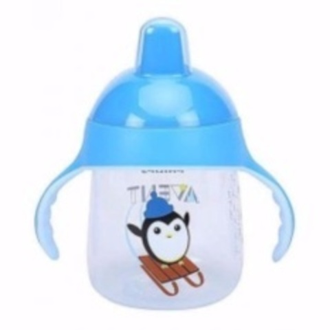 Philips Avent Premium Spout Cup 260ml (12months+) Blue2.jpg