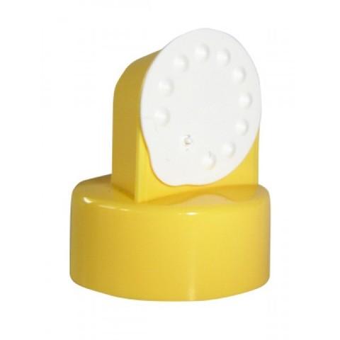 Medela Yellow Valve & White Membrane- 1pc.jpg