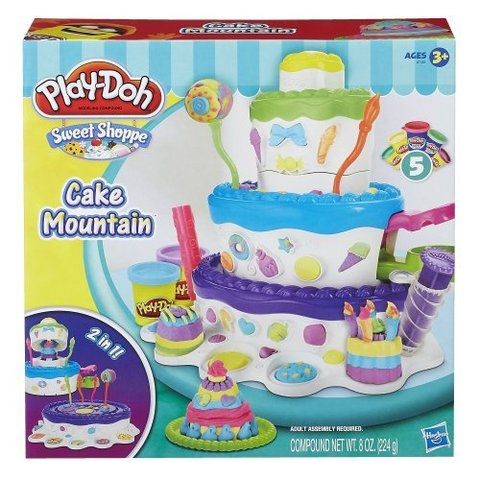 Play-Doh Sweet Shoppe Cake Mountain Playset .jpg