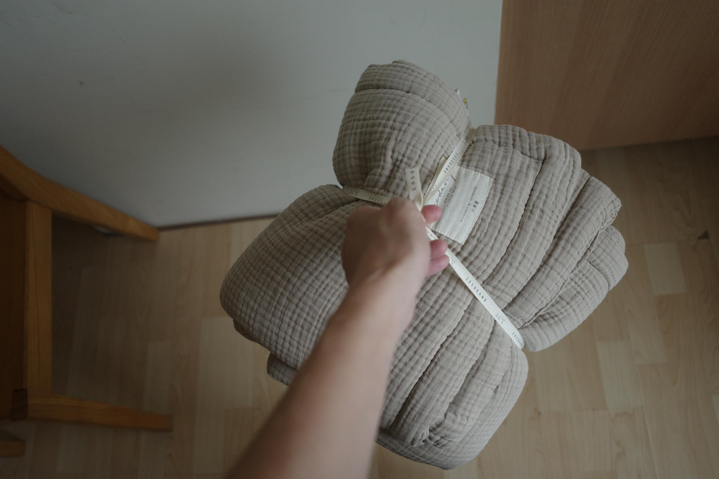 washing comforter  8.JPG