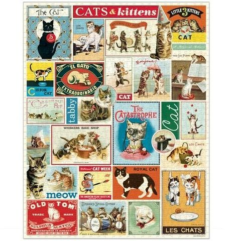 Cats & Kittens 1,000 Piece Puzzle-3.jpg