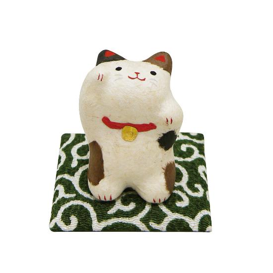 站立討摸 紙貓擺飾 三花.png