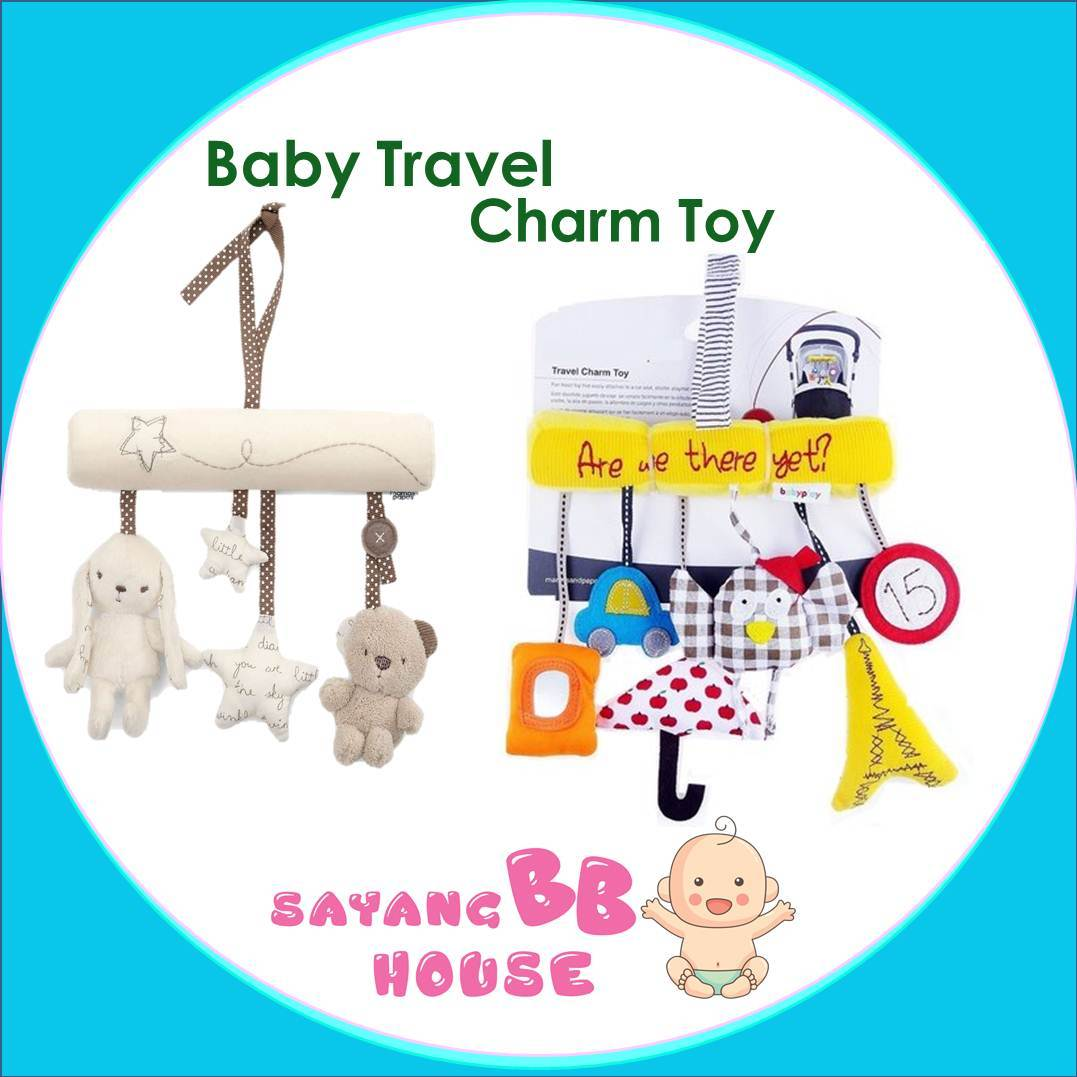 Baby Travel Charms Toy