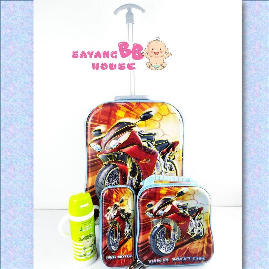 Cartoon school bag set motor.jpg