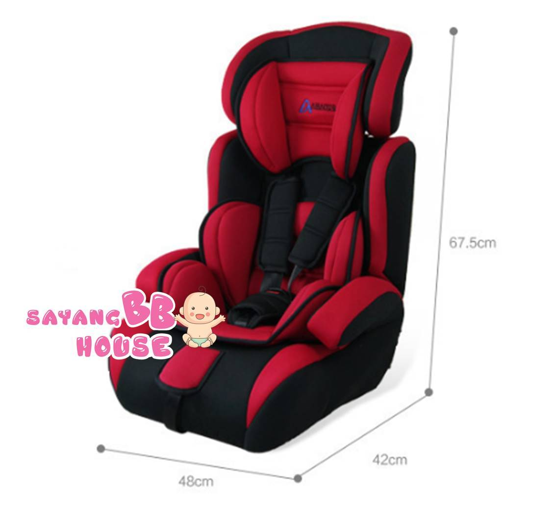 Adjustable Portable Baby Child Safety Car Seat Cushion Braces Belt Harness child car seat