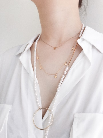 LESIS couture_Extra Long Pearl High layer Necklace_02.jpg